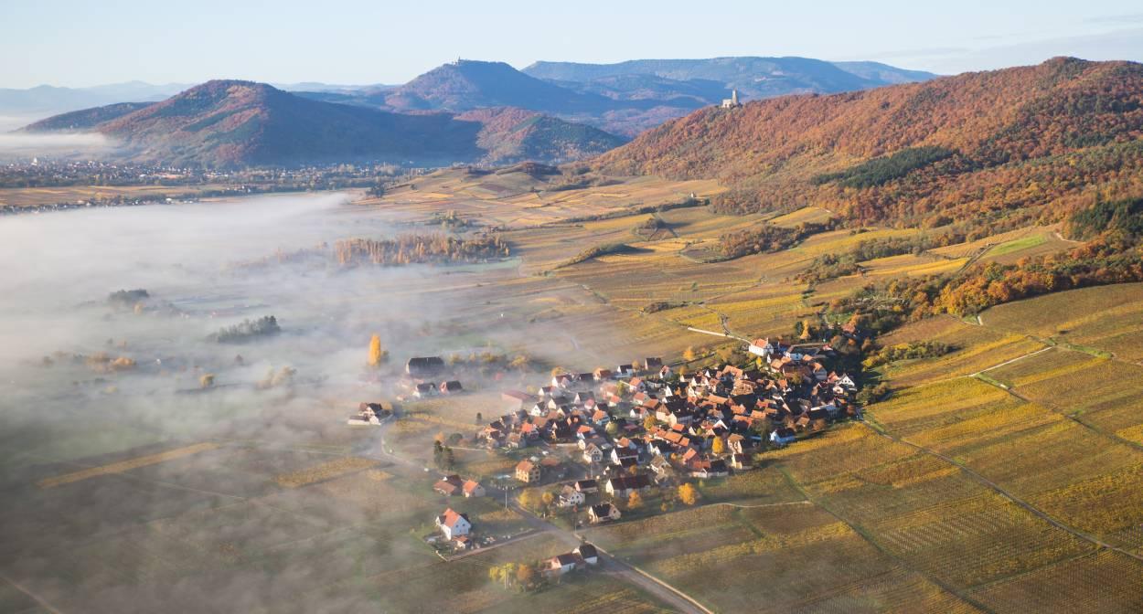 Commune de Dieffenthal @ VUANO-ConseilVinsAlsace