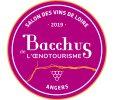 Logo Bacchus de l'oenotourisme