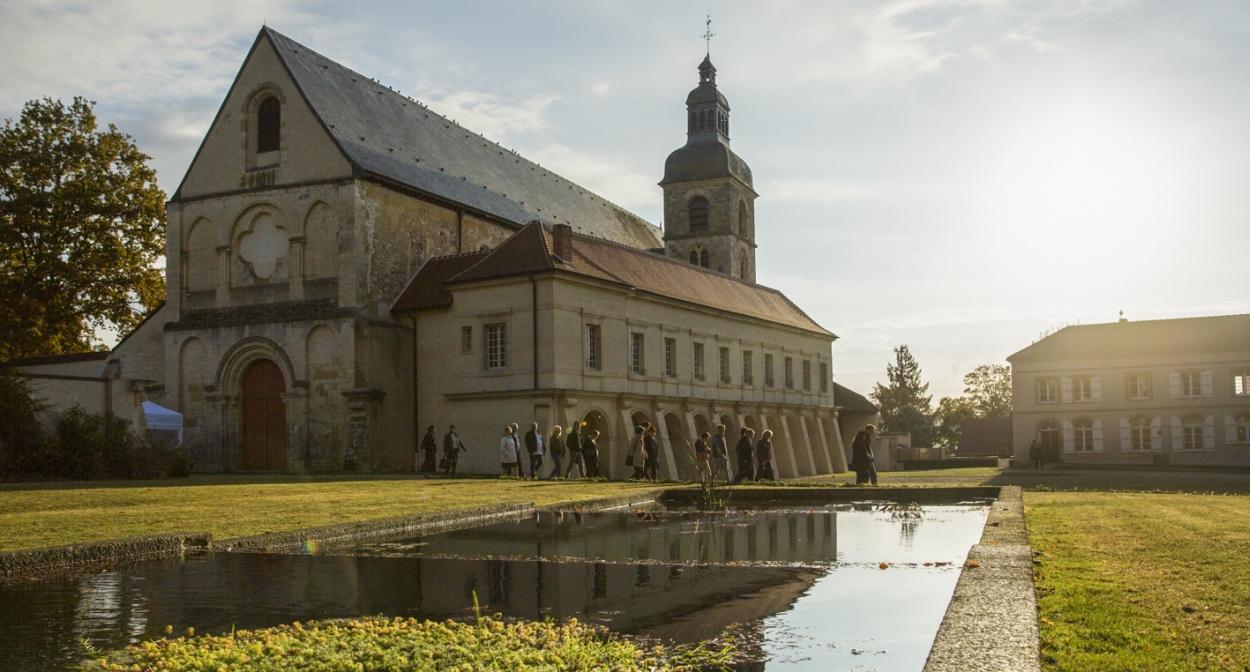 Abbaye_Don_Perignon ©Charles LAFON