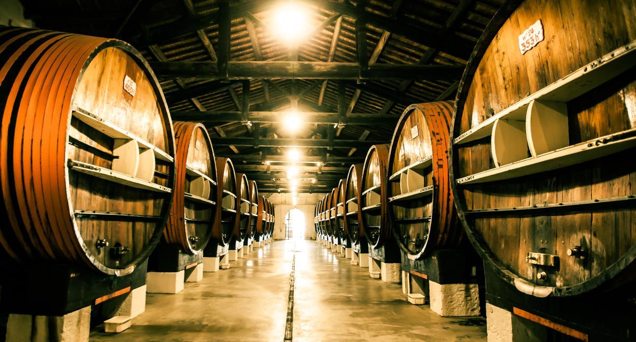 Barrels_Noilly_Prat_Languedoc ©Olivier Octobre