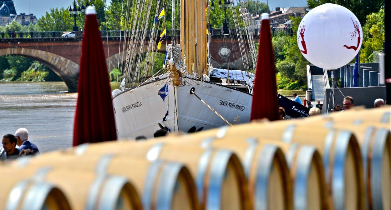 Bordeaux Fête le vin @Jean-Michel Destang