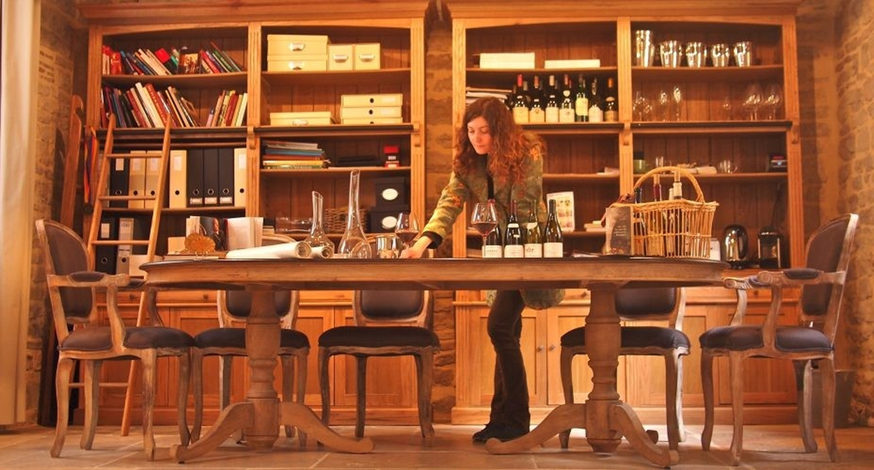 Burgundy_Wine_School ©Cristina Otel