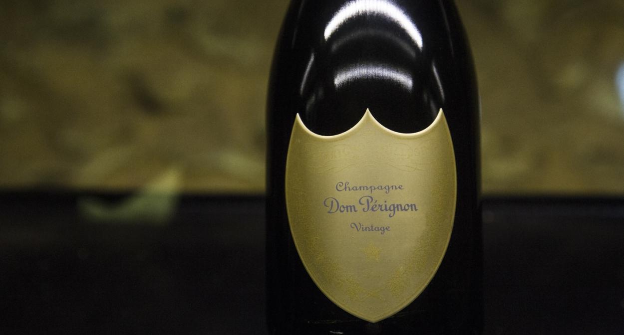 Champagne_Don_Perignon ©Charles LAFON