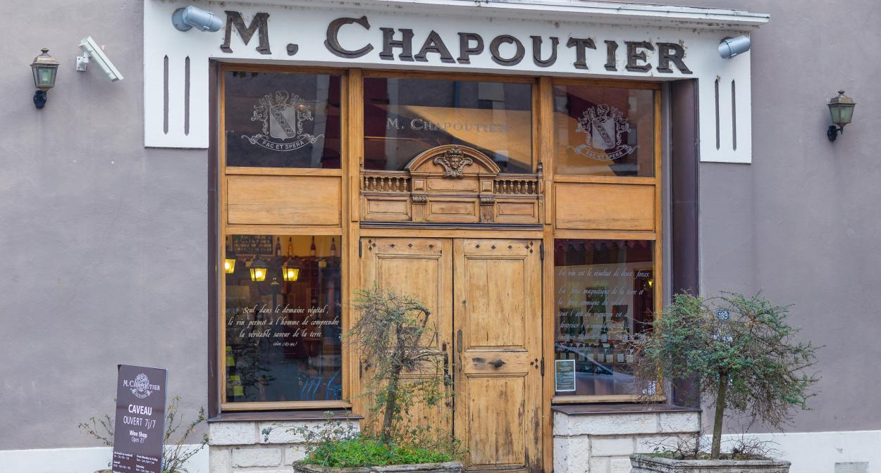 Chapoutier © Thomas O'Brien