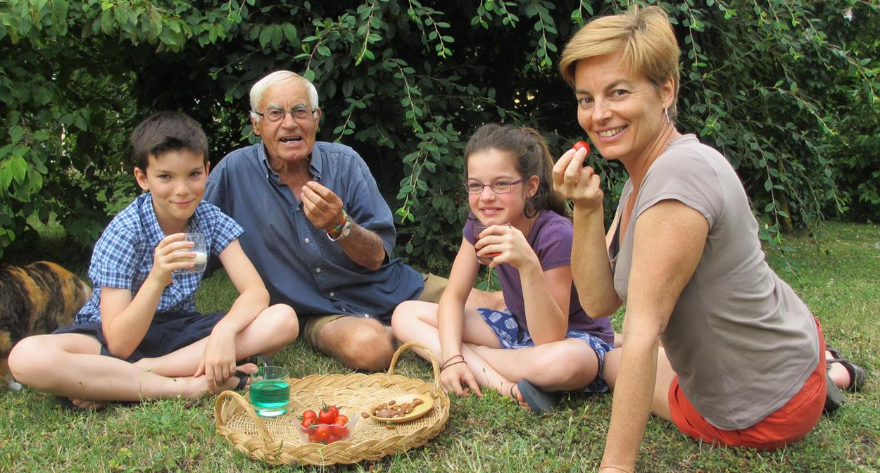 Family tastings