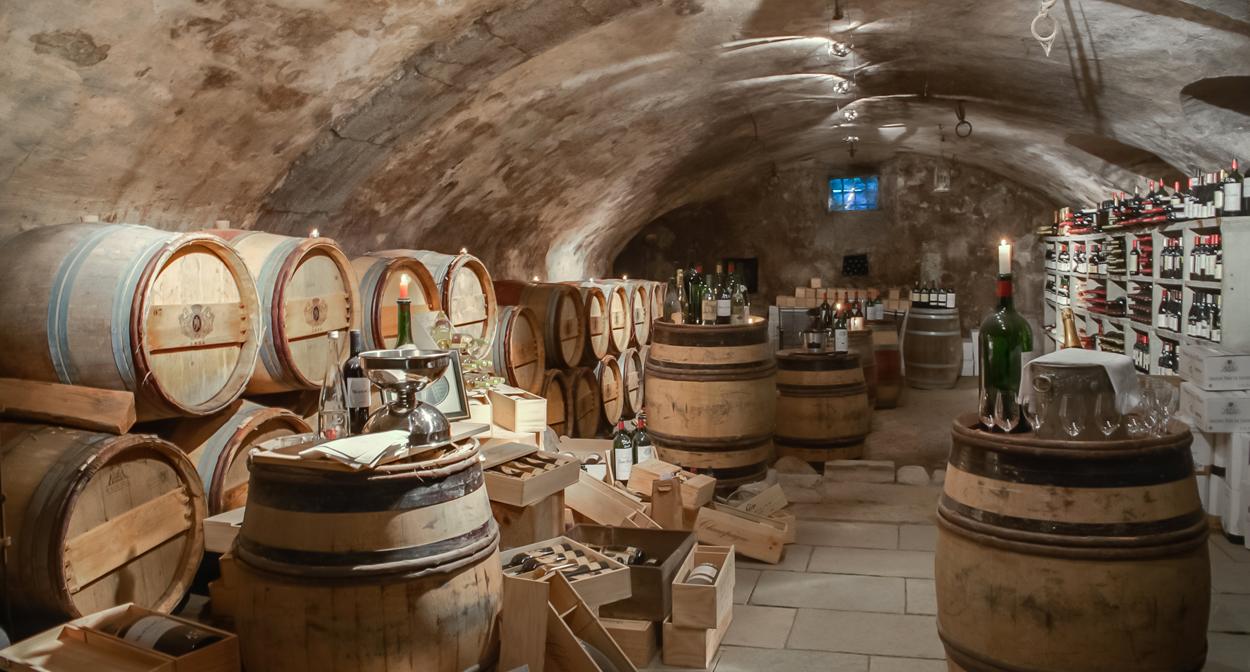 Caves du Château des Comtes de Challes