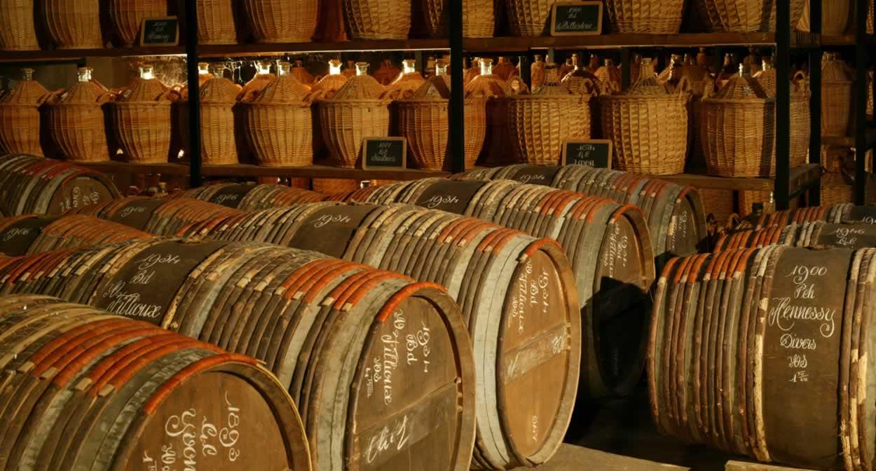 À la découverte du cognac au Château de Mirambeau © Relais & Châteaux