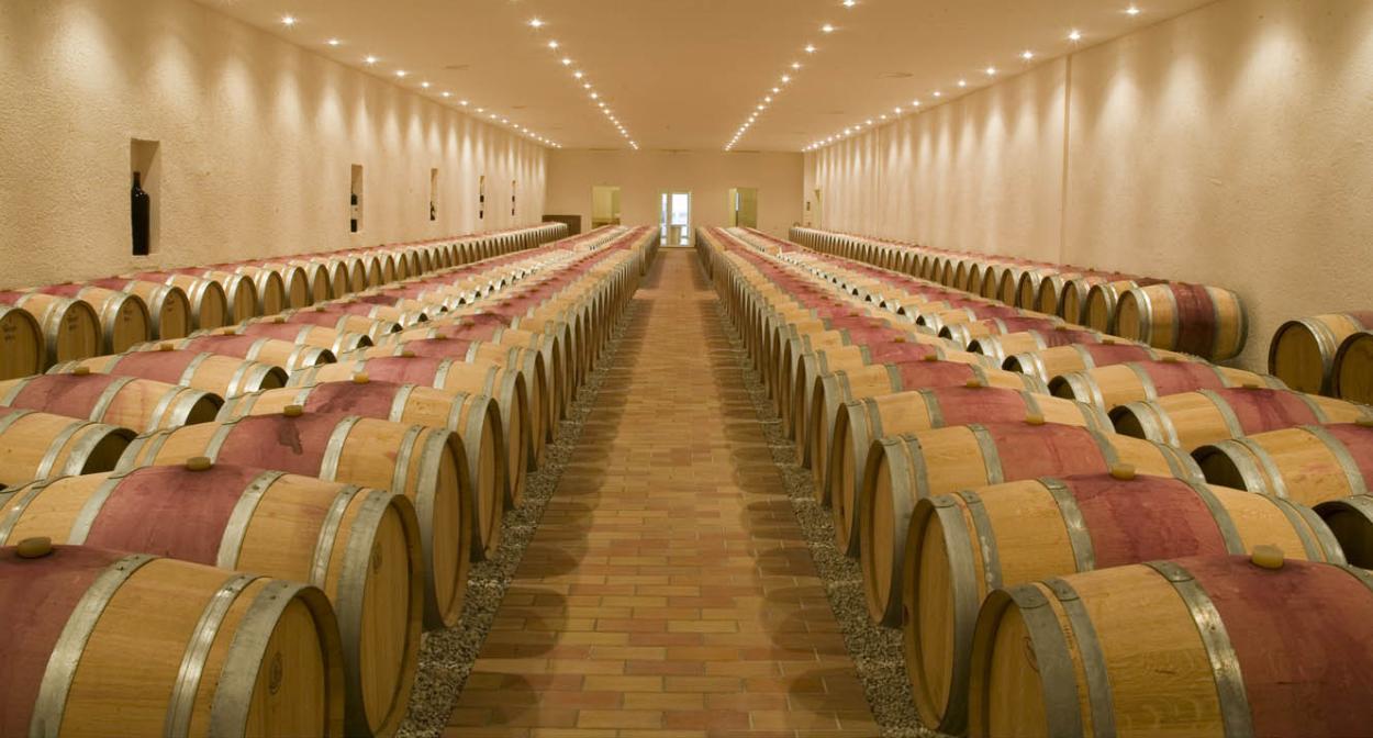 Château Lamothe Bergeron, Bordeaux ©Studio Furax