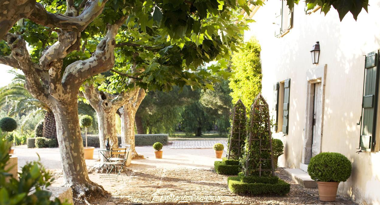 Château Malherbe_Provence_France ©ChâteauMalherbe