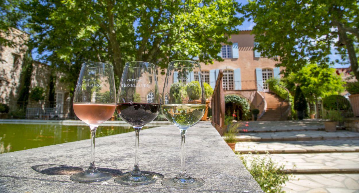 Château Vignelaure © S. Spiteri
