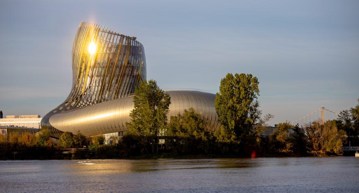 La Cité du Vin © David Remazeilles