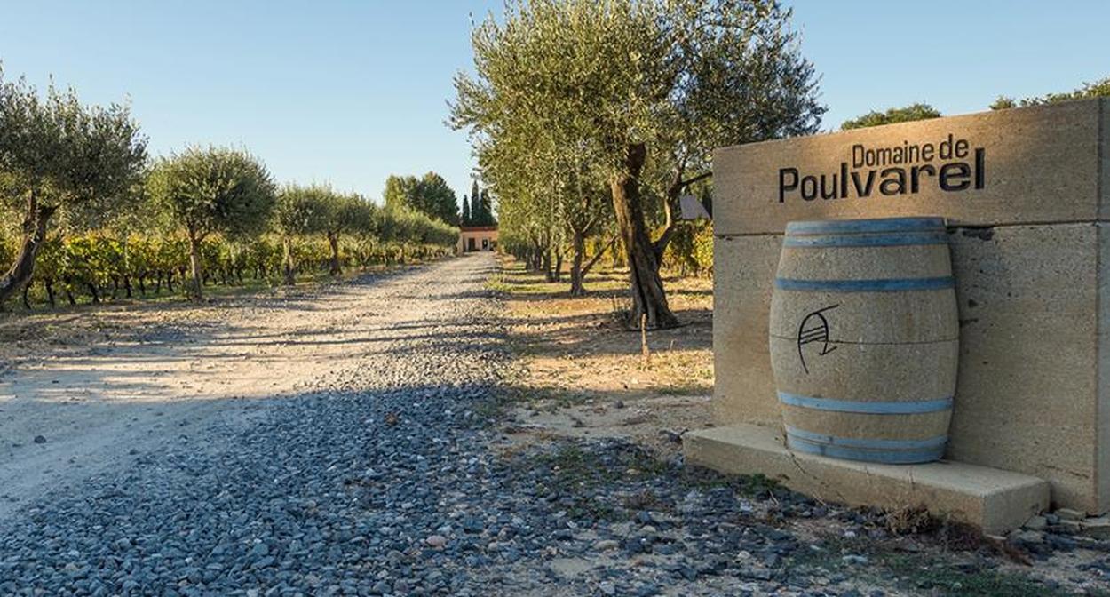 Bienvenue au Domaine de Poulvarel ©Domaine Poulvarel