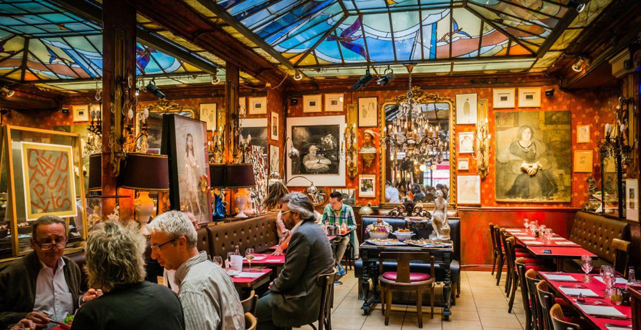 Café du Palais in Reims ©Carol Cain