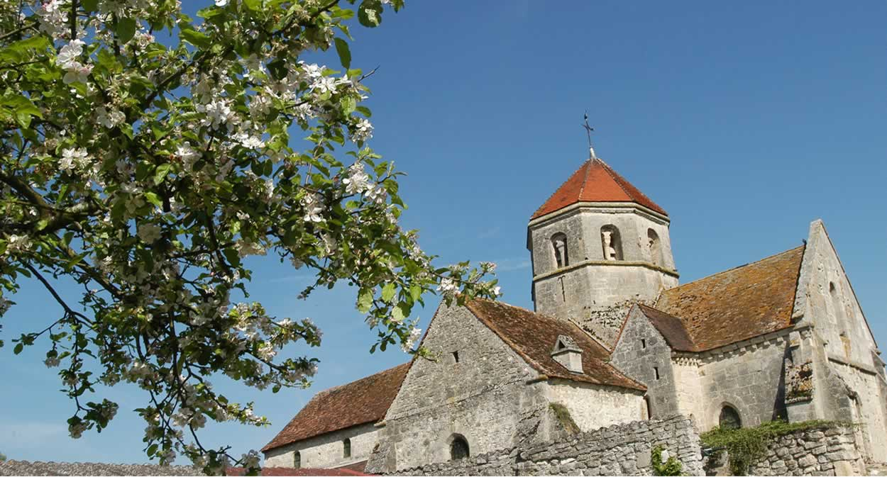 Saint-Gilles Church © M.Jolyot-Coll. ADT Marne