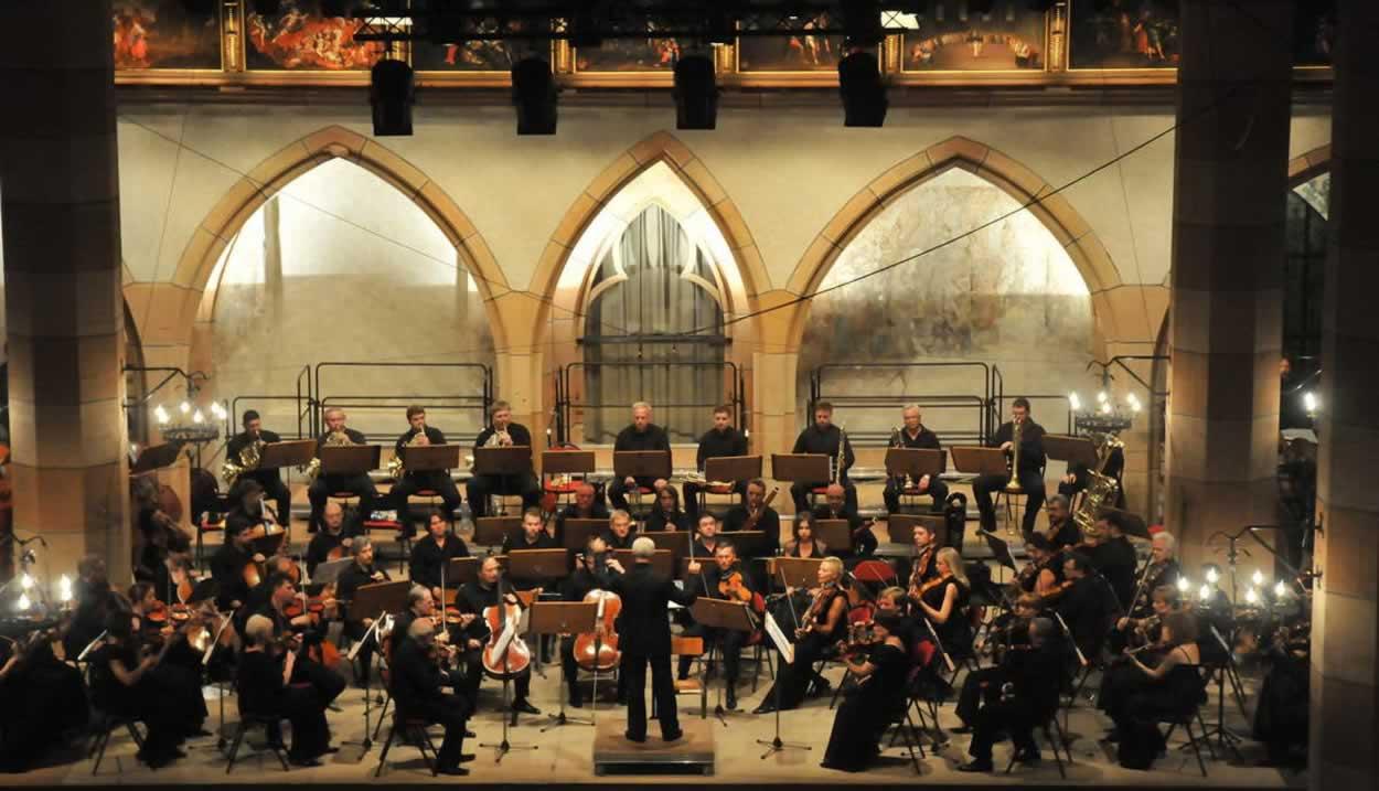 Le Festival rend hommage au pianiste©Bernard Fruhinsholz