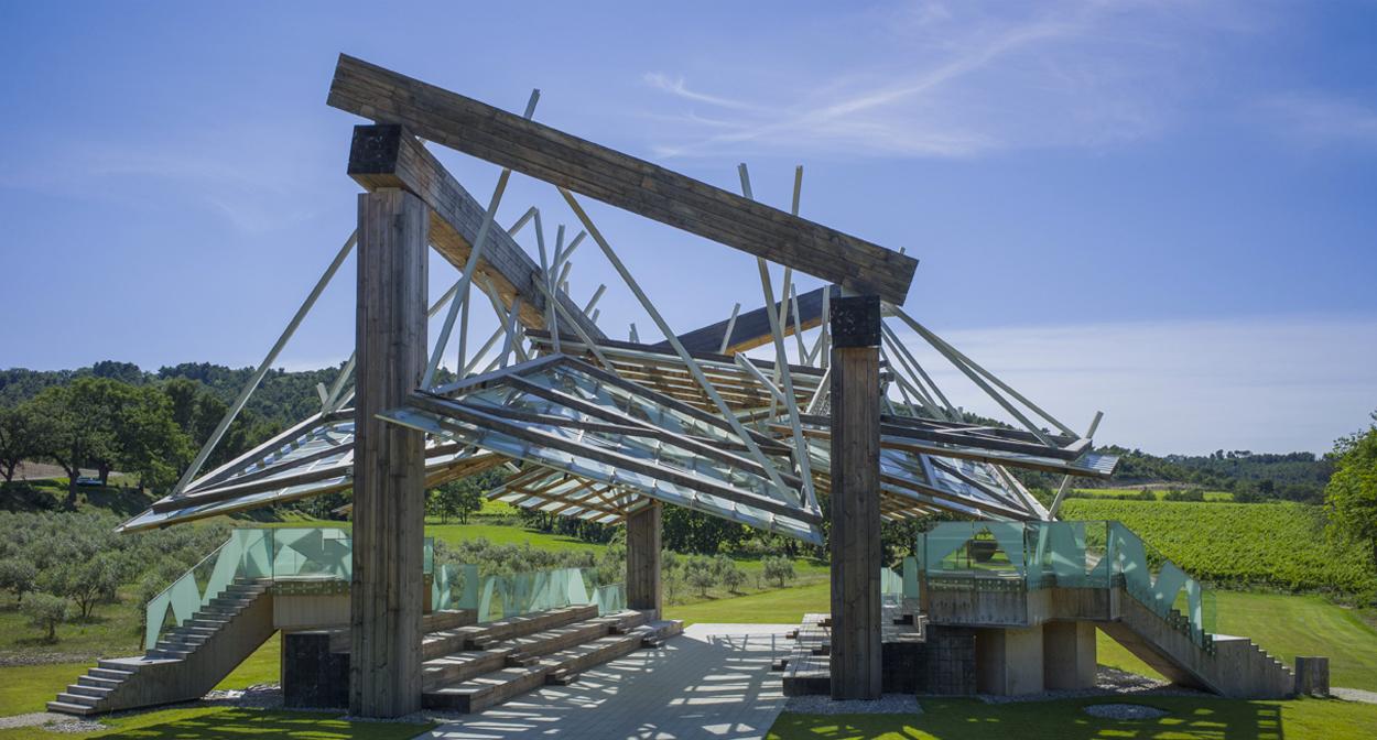Château La Coste - Frank O. Gehry