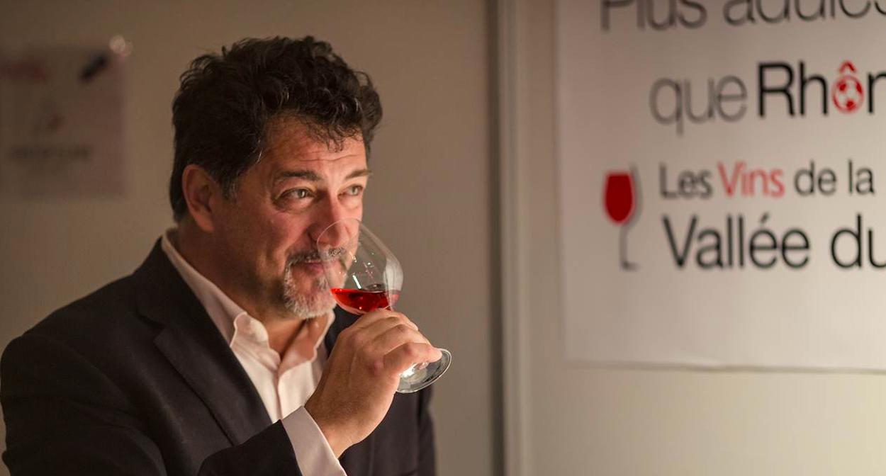 Kelly McAuliffe american wine expert côtes du rhône ©Kelly Mc Auliffe