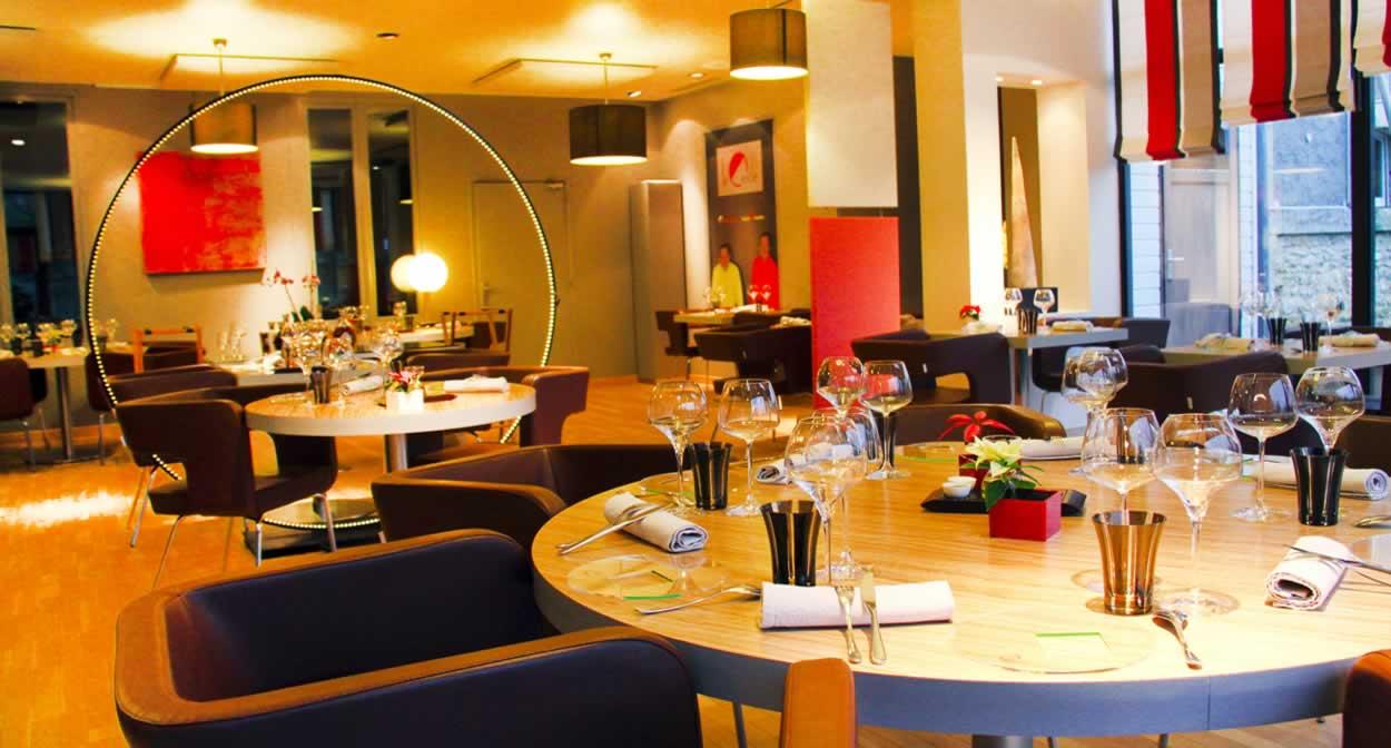 Restaurant Le Cercle ©Le Cercle