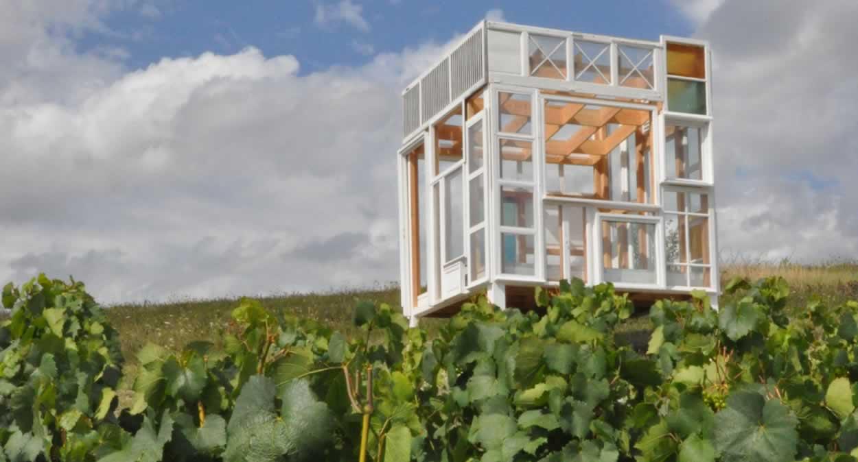 Loge fenêtres - Champagne Trép Leriguier - Vanault les Dames@MACA