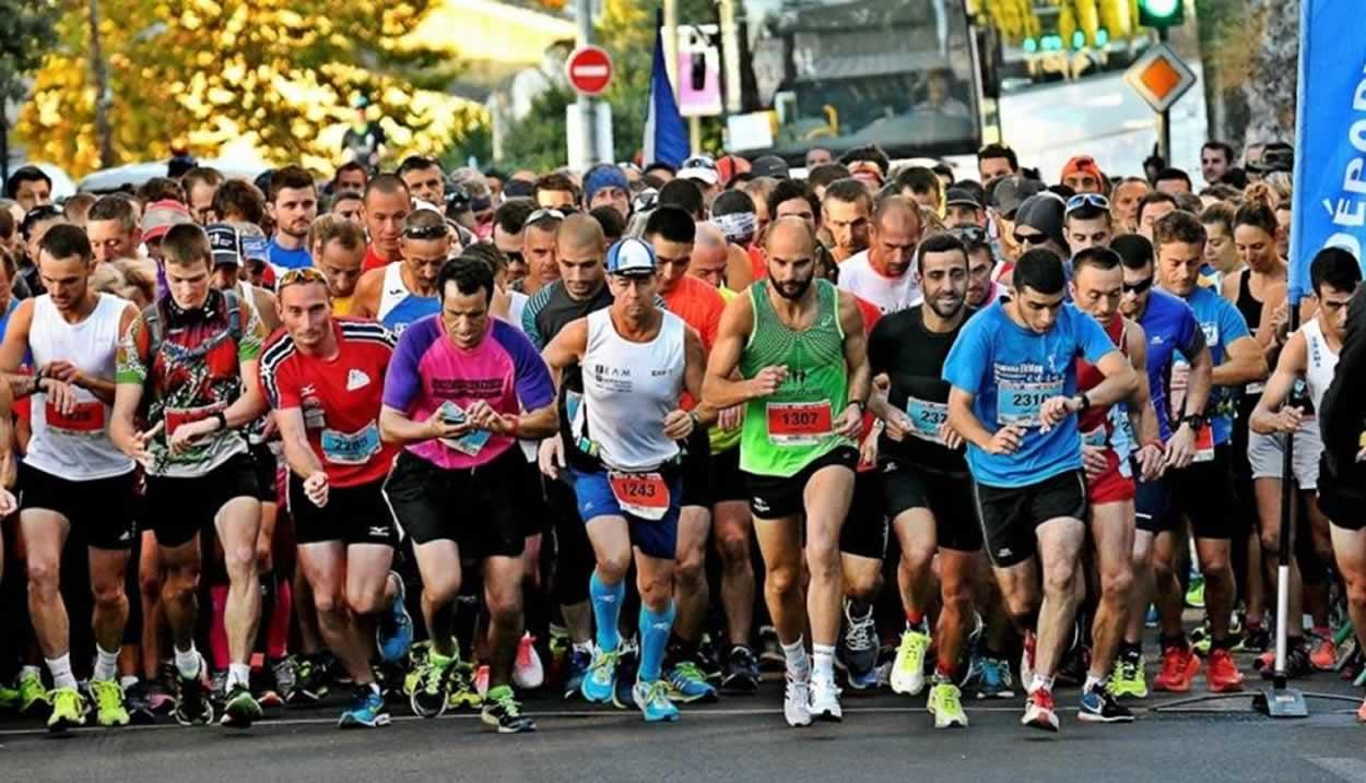CDR MARATHON © Marathon des Côtes du Rhône
