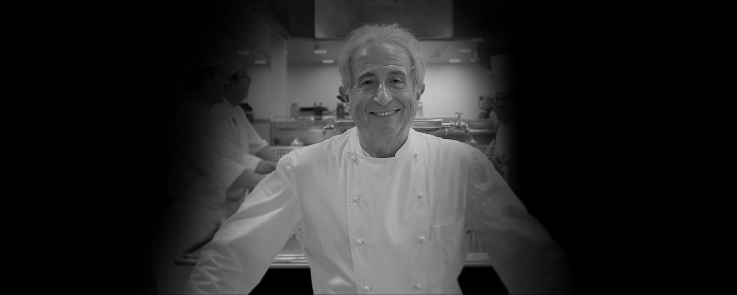 Michel Guérard chef cuisine santé relais et chateaux ©Les Prés d'eugènie