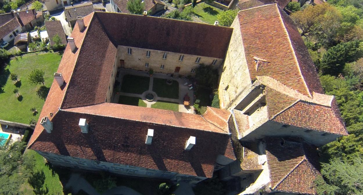 Monastère de Saint-Mont ©Plaimont