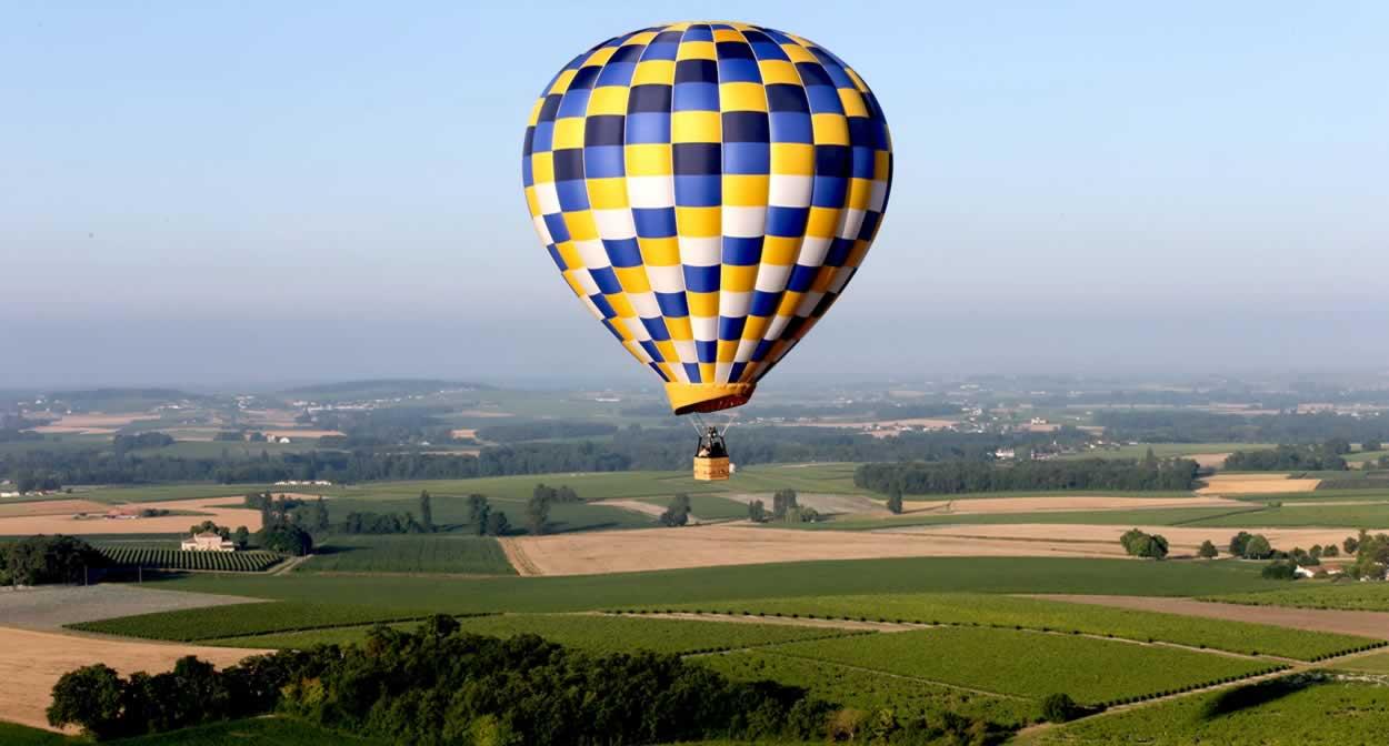 Montgolfière du Pinson © Joubert