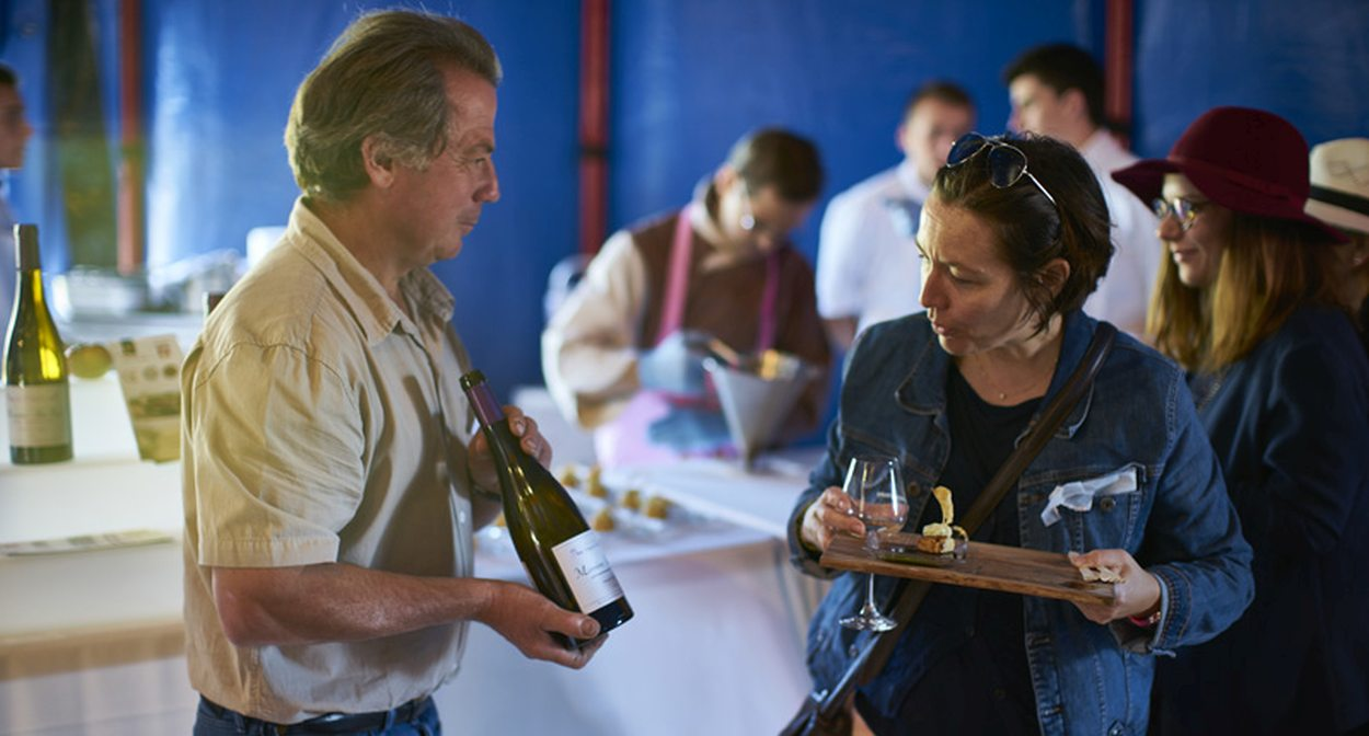 A festive weekend with the Muscadétours © Fred-Radideau-Look-Food