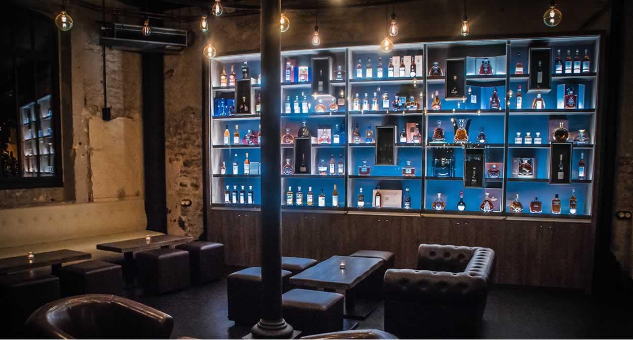 Cognac archive ©Bar Luciole