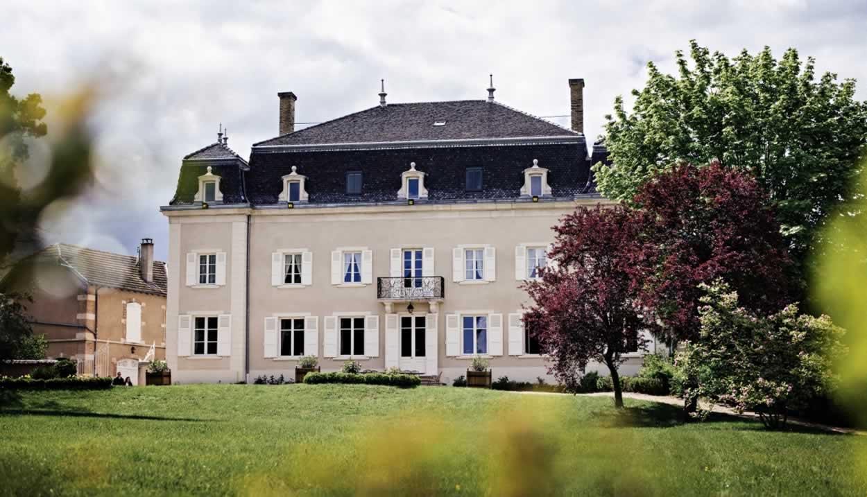 Le Château du Moulin-à-Vent © Franck Juery