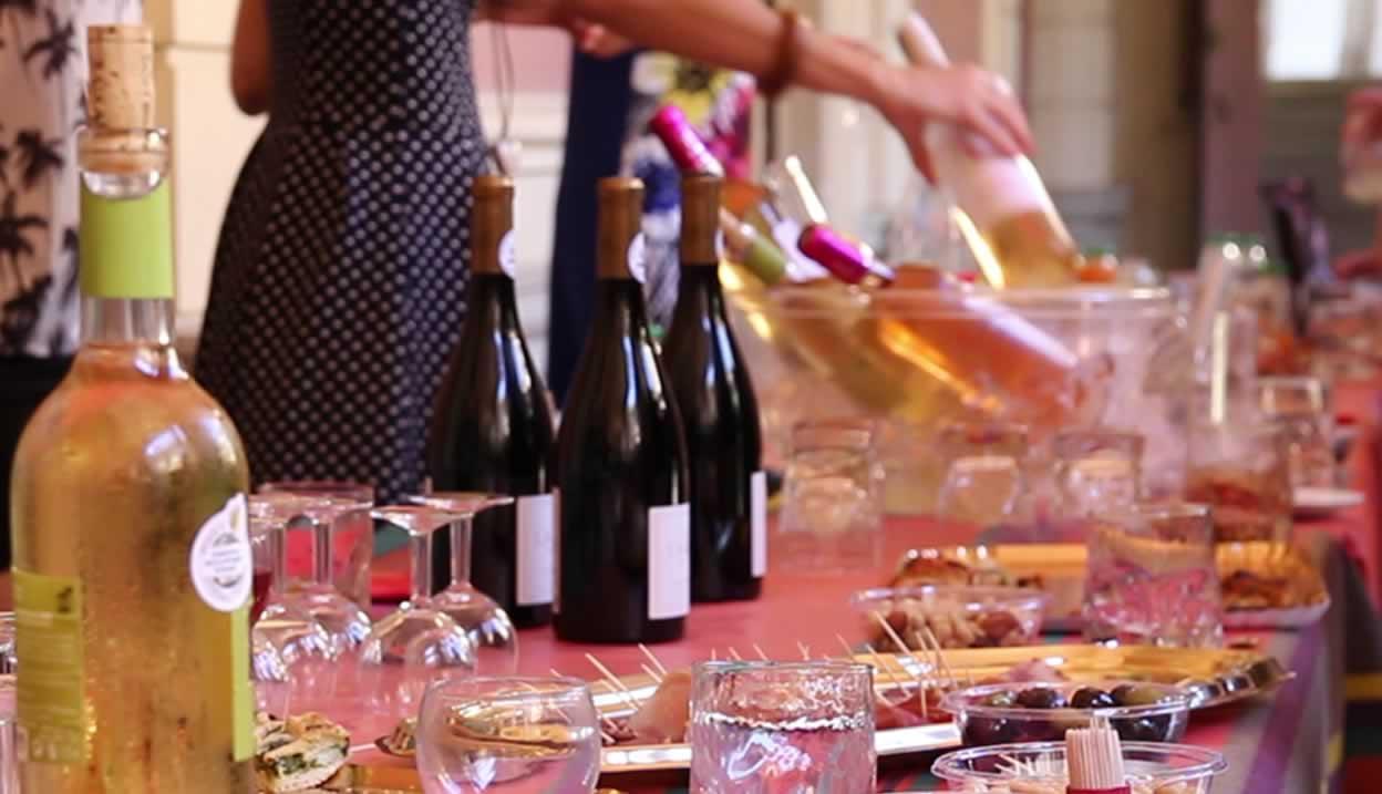 Patios Gourmands 2017 © Office de Tourisme de Perpignan