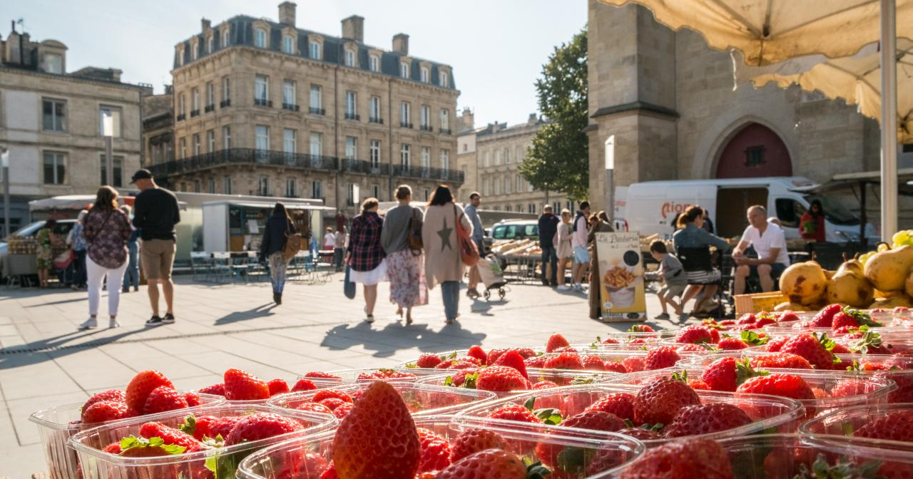 Bordeaux au printemps ©Pierre Planchenault