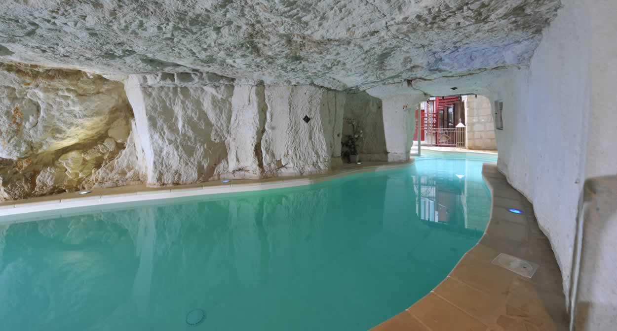 Swimming pool - Demeure de la Vignole © Demeure de la Vignole