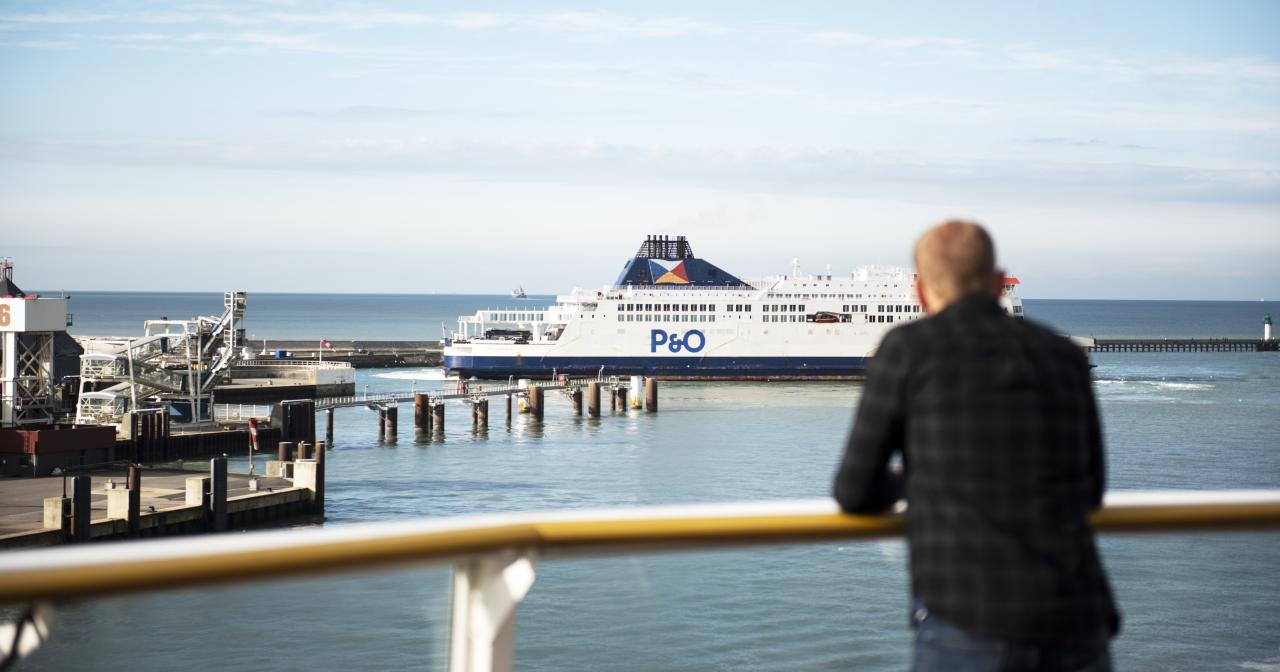 Travel to French Vineyards with P&O Ferries