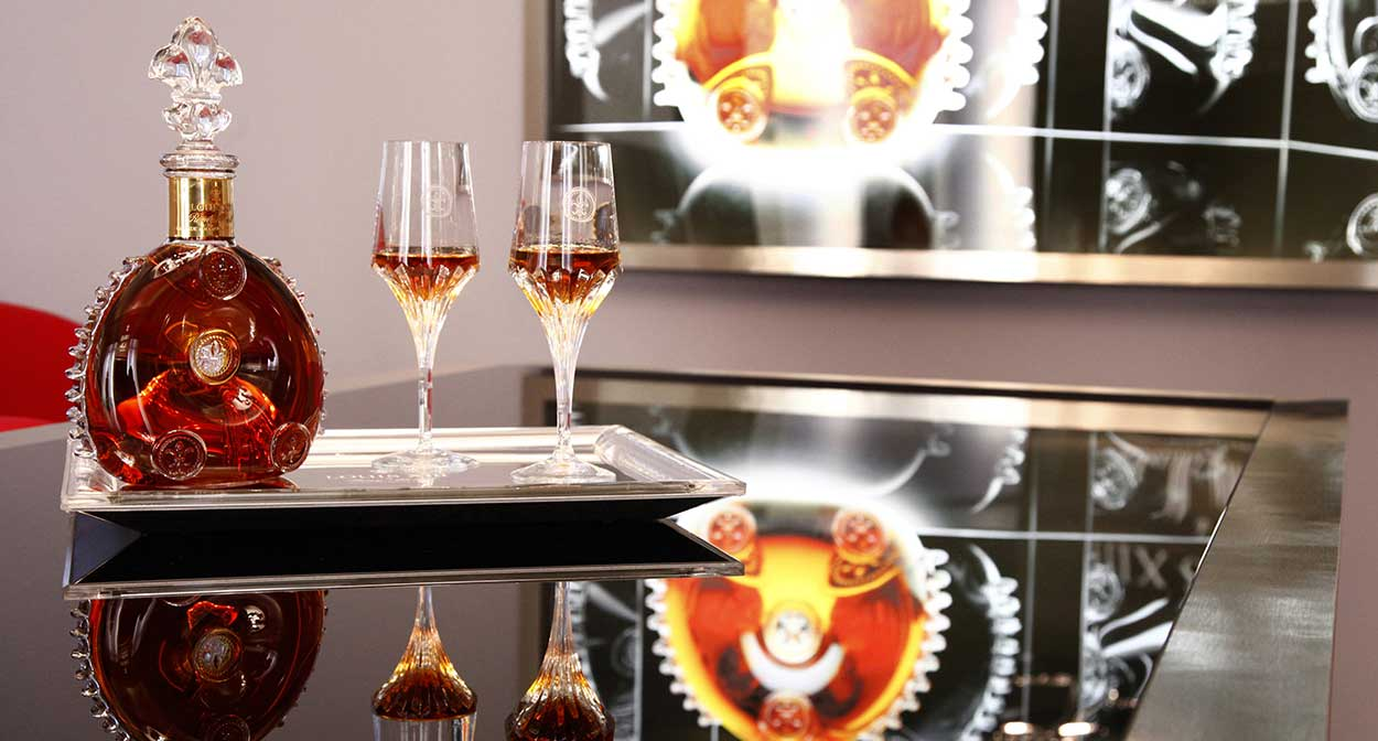 Cognac Louis XIII Remy Martin