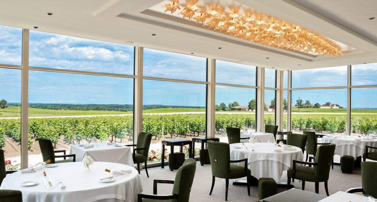 Restaurant Lalique © Agi Simoes