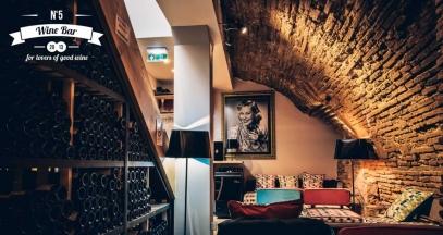 Le N°5 Wine Bar © N°5 Wine Bar