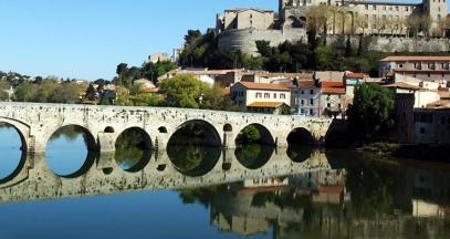 Féria de Béziers cathedrale pont vieux pays d'Oc wine tourism ©Inter Oc