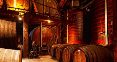Chais chateau de cassaigne flamme armagnac fête ©CRT Midi Pyrénées D. Viet