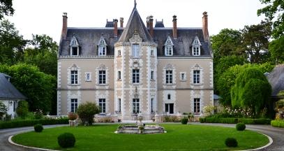 Chateau de Fontenay Loire valley vineyard wine tasting ©Château de Fontenay