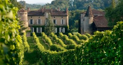 Château de Maniban ©Armagnac Castarede JB LAFFITTE