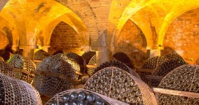 Château de Monluc Saint Puy visite caves chais dégustation armagnac ©CRT Midi Pyrénées D. Viet