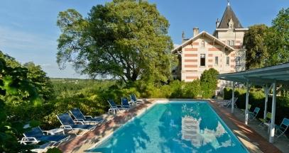 Château de l'Yeuse_Vignoble de Cognac ©Stéphane Charbeau
