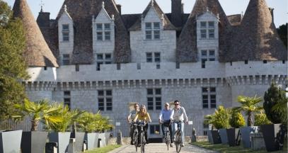 Château de Monbazillac séjour vin Bergerac ©Saison d'Or