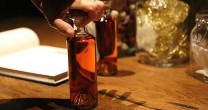 Maison Martell's cognac expertise. © Maison Martell