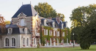 Le Domaine des Hauts de Loire © Relais & Châteaux