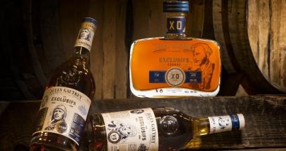 Exclusifs Cognac of Maison Jules Gautret©C Mariot - Le Studio Photographique