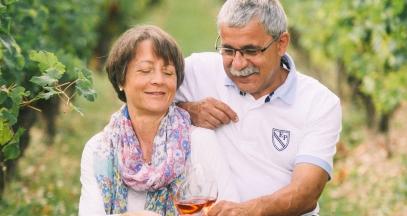 Jean Max Manceau chinon vins val de loire ©Domaine de Noiré