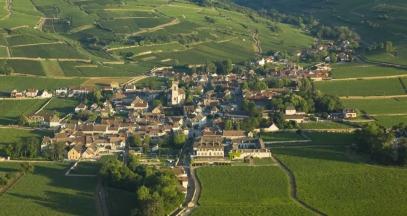 Château en plein cœur du vignoble de Bourgogne © Château de Pommard