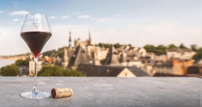 Saumur, Vignoble du Val de Loire ©Frederic Ayroulet